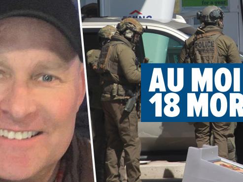 Tuerie au Canada: ce que l'on sait sur le profil du meurtrier
