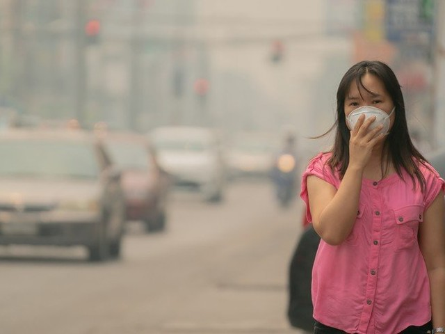 La pollution de l'air affecte les hormones féminines et le cycle menstruel