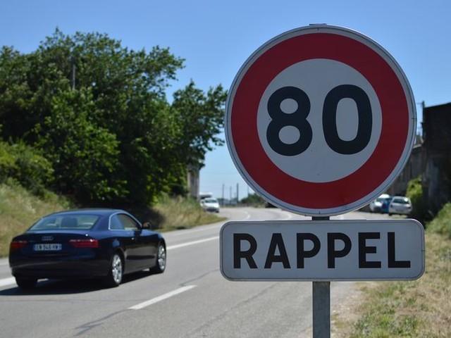 Le Département de l'Ardèche ne remettra pas ses routes à 90km/h