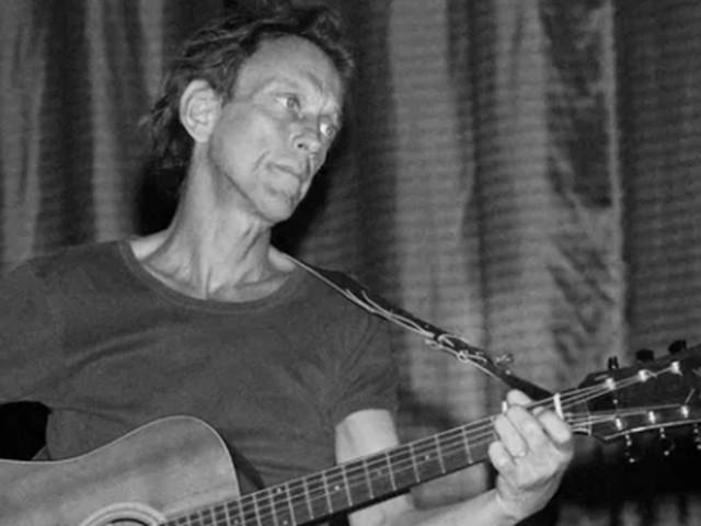 Le chanteur folk Graeme Allwrightest mort à 93 ans