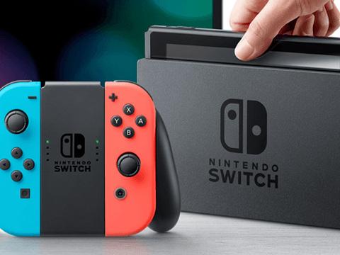 Double sécurité sur la Nintendo Switch