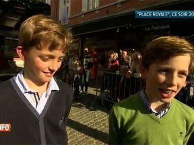 La 1e interview des enfants du prince Laurent