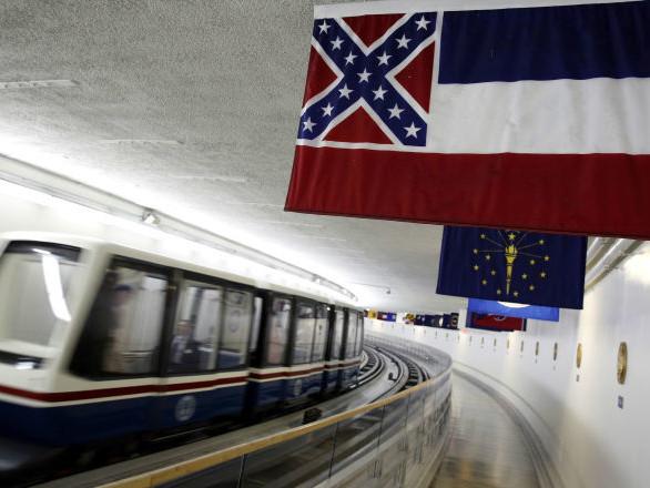 Le Mississippi prêt à changer son drapeau pour retirer un symbole confédéré
