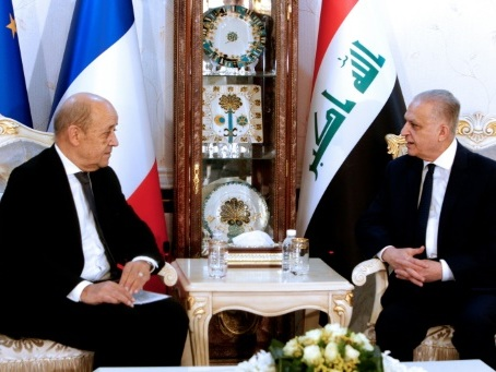 "Paris et Bagdad négocient sur les jihadistes français ""ayant combattu en Irak"""