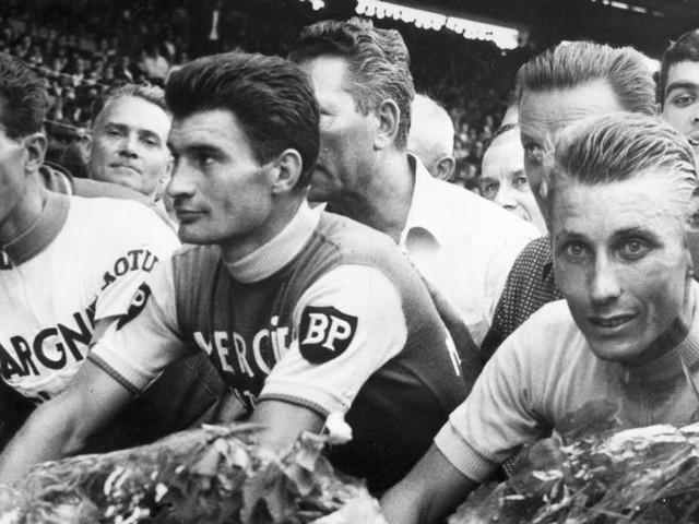 Mort de Raymond Poulidor : à Quincampoix, ville de Jacques Anquetil, on se souvient de leur duel historique