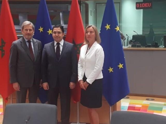 """Sahara : L'UE """"prend note positivement des efforts sérieux et crédibles du Maroc"""""""