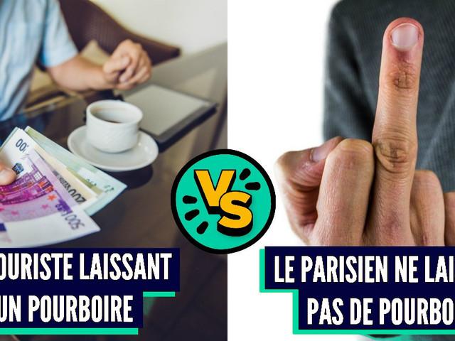Top 13 des différences entre un Parisien et un touriste à Paris, à part la présence à la Tour Eiffel