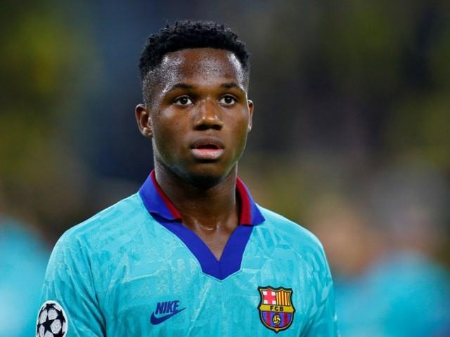 Barça: Fati bientôt blindé?