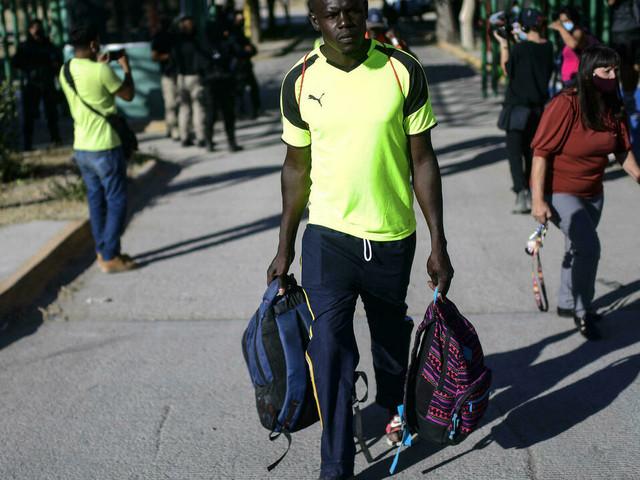 Les milliers de migrants haïtiens ont quitté leur campement à la frontière mexicano-américaine