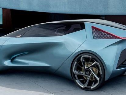 Auto : Lexus présente le concept Lexus LF-30 autonome et connecté
