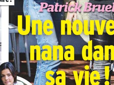 Patrick Bruel, c'est fini avec Clémence, il a une nouvelle nana dans sa vie