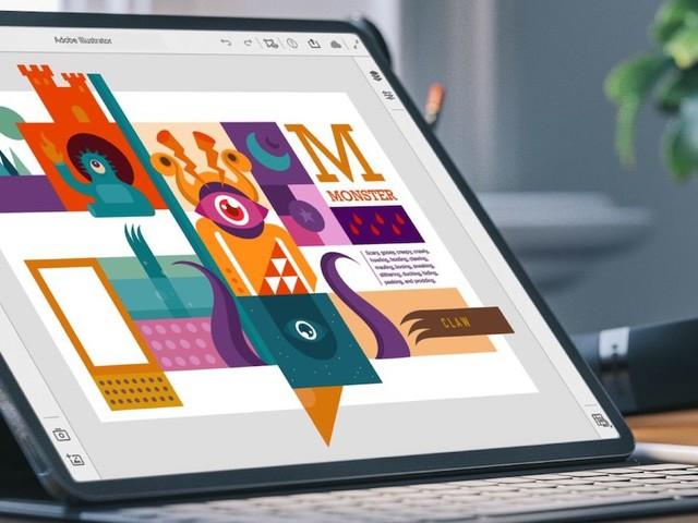 Adobe annonce l'arrivée d'Illustrator sur iPad en 2020