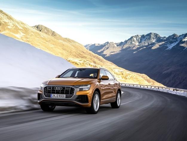Audi Q8: deuxnouveaux moteurs