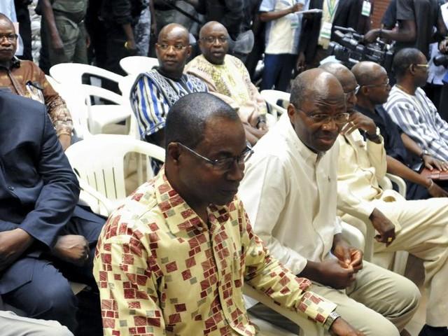 Putsch manqué au Burkina: Diendéré et Bassolé condamnés à 20 et 10 ans de prison