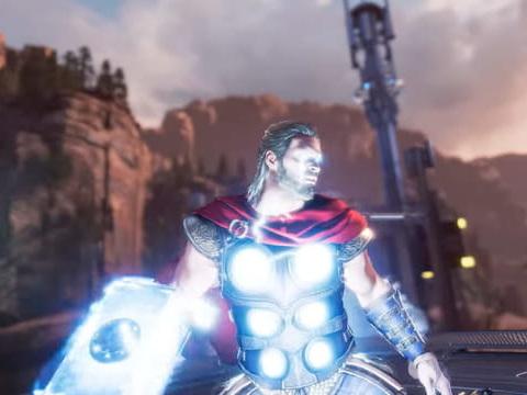 Marvel's Avengers: le jeu de héros se dévoile dans une bande annonce