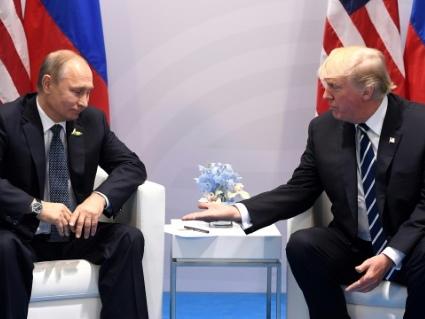 Tête-à-tête entre Trump et Poutine sur la Baltique
