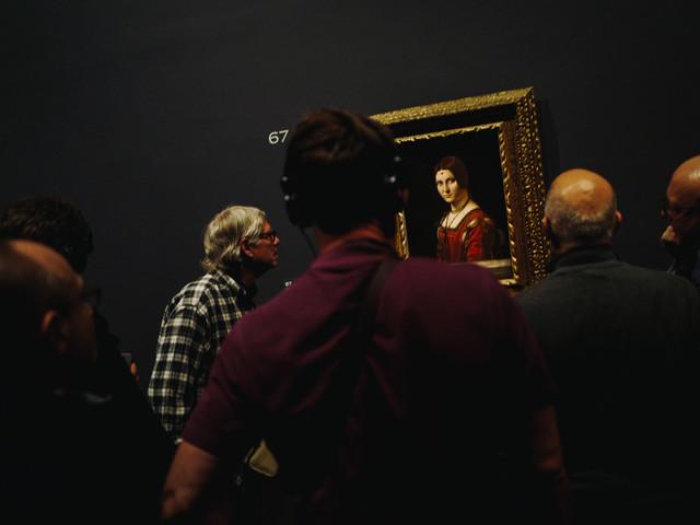 Plus d'un million de visiteurs pour l'exposition Léonard de Vinci au Louvre