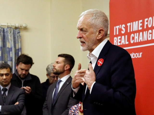 Le Parti travailliste dévoile un programme radical pour le Royaume-Uni