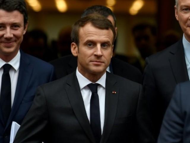 Benjamin Griveaux, politicien rodé et porte-voix du renouveau