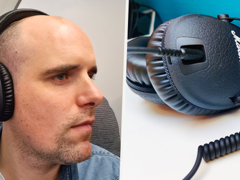 Les tests de Mathieu : une référence musicale donne sa version du casque audio ultime