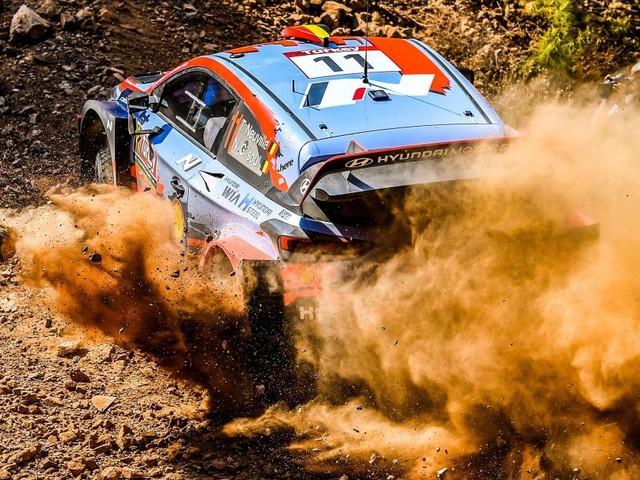 Rallye de Turquie: excellente journée pour Neuville et Ogier, pas pour Tanak