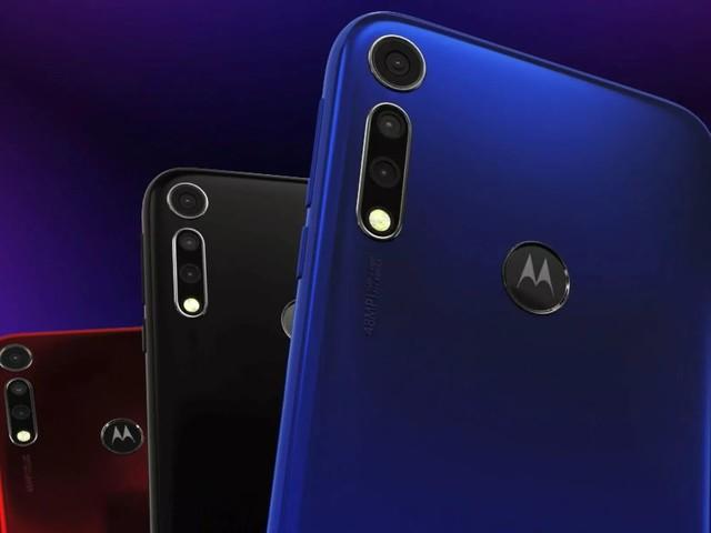 Une vidéo du Moto G8 révèle une configuration à triple capteur photo
