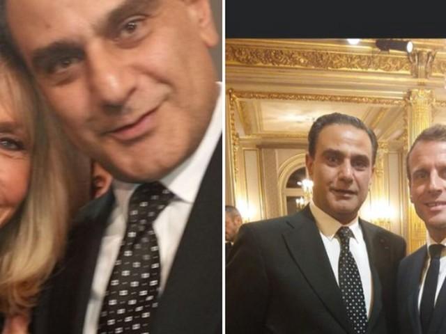 Comment Elie Hatem, figure d'extrême droite, s'est retrouvé à l'Élysée