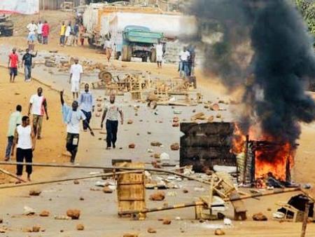 Présidentielle : la Guinée sur la corde raide