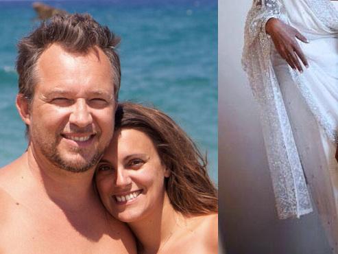 Gros coup de stress pour Shabnam, qui se marie samedi: sa robe est toujours coincée dans un bagage à l'aéroport de Zaventem