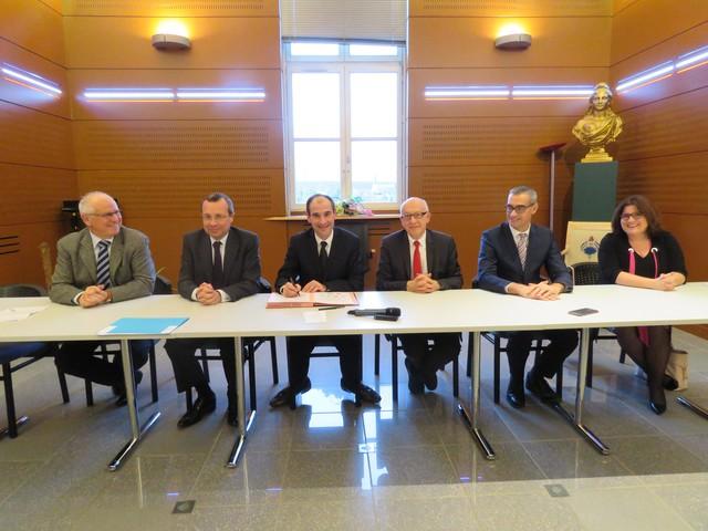 Elbeuf. Convention signée pour la rénovation du quartier de la République