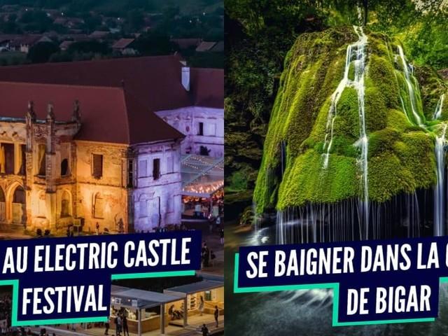Top 10 des raisons d'aller en Roumanie cet été