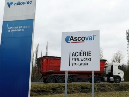 L'aciérie de Saint-Saulve produit des barres d'acier depuis 40 ans