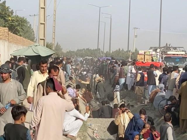 Évacuations d'Afghanistan: pourquoi la date du 31 août est si cruciale