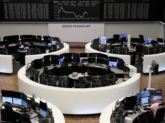 Les craintes pour l'économie font reculer les actions en Europe