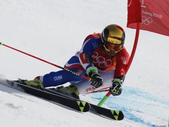 JO 2018 - Ski alpin (H) - Thomas Fanara après le slalom géant : «Fier de moi»