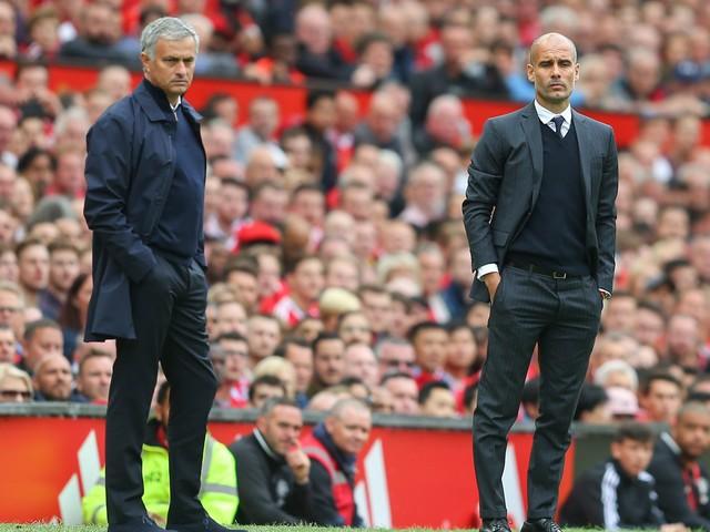 Tottenham – Manchester City : Le choc des égos entre Guardiola et Mourinho