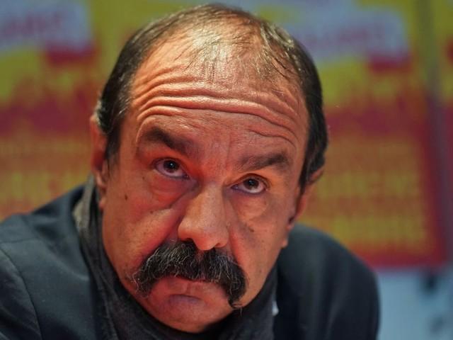 """Pour Martinez, le RN n'est """"pas bienvenu"""" à la manifestation du 5 décembre"""