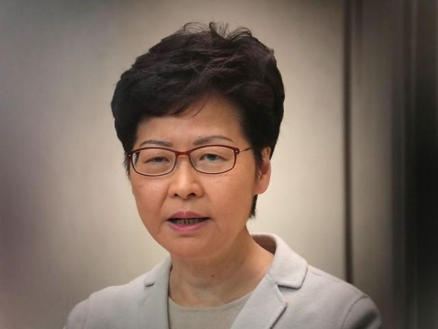 Hong Kong: Lam n'écarte pas l'hypothèse d'un remaniement ministériel