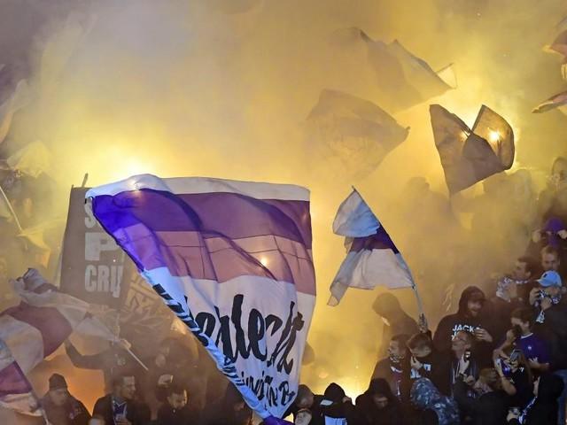 Anderlecht et le Standard mis à l'amende pour usage d'engins pyrotechniques: 5.000 pour les Mauves, 2.500 pour les Rouches