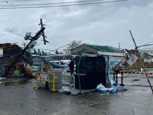 Un typhon a balayé les Philippines à Noël: au moins 16 morts