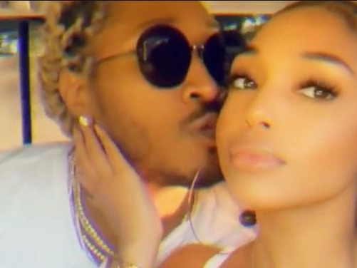 Future officialise sa relation avec Lori Harvey, ex de P. Diddy