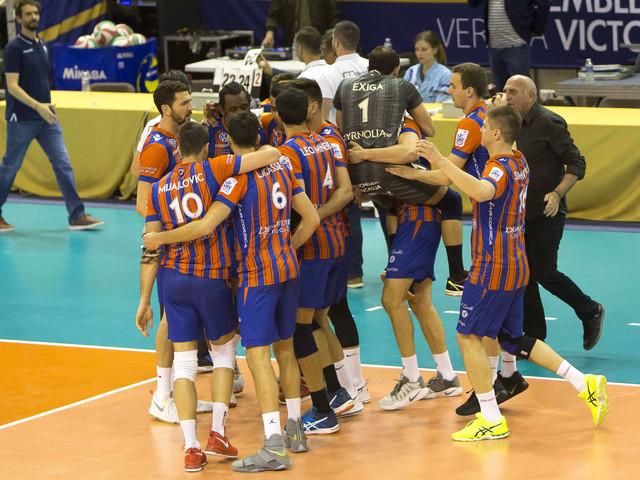 Ligue A (M): Première pour Montpellier et Ajaccio