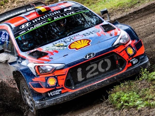Rallye – WRC – Argentine : Neuville profite de l'abandon de Tänak, Ogier tout près du podium