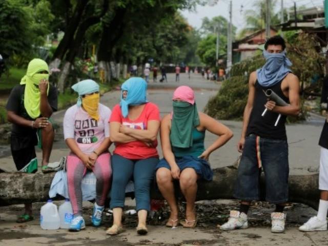 Nicaragua: l'église pousse au dialogue, les blocages de l'opposition continuent sur les routes