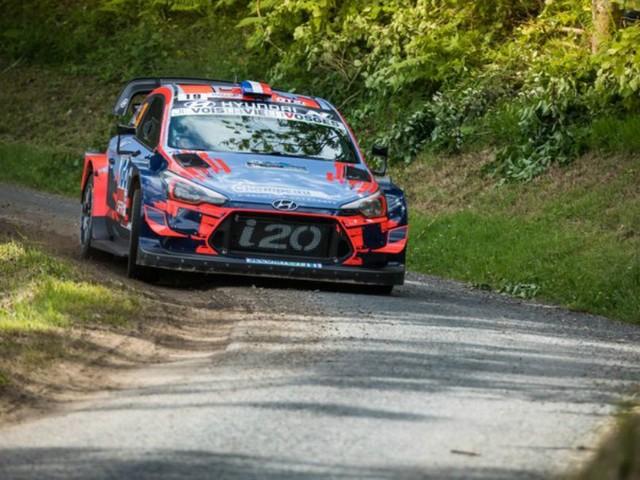 Loeb remporte un rallye du Var cauchemar