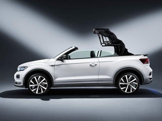 Volkswagen ose le T-Roc cabriolet