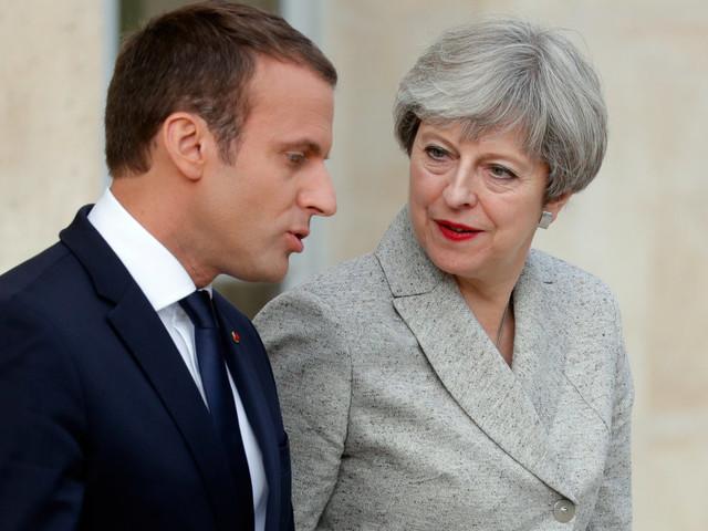 Macron rencontre Theresa May à Sandhurst : le Brexit va-t-il avoir une influence sur la crise des migrants?