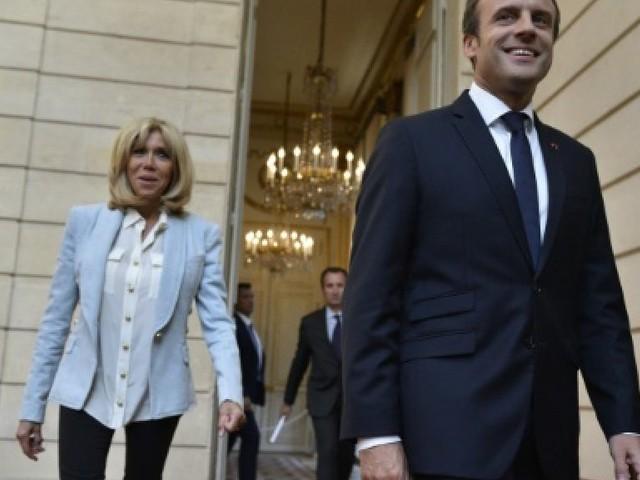 """150.000 signatures """"contre le statut de première Dame pour Brigitte Macron"""""""