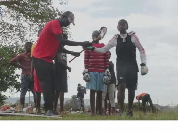 Uganda's lacrosse players target youth to grow the sport