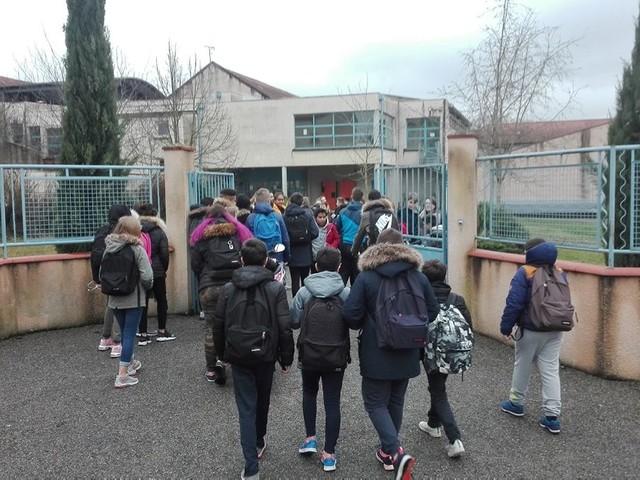 Carmaux. Pollution des sols : le collège Victor-Hugo sous surveillance
